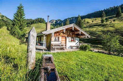 Selbstversorgerhütte Alpen by H 252 Ttenurlaub In Almh 252 Tten Und Bergh 252 Tten In Deutschland
