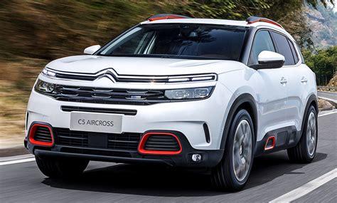 citroen neuheiten 2020 citron c5 aircross 2019 motor ausstattung autozeitungde