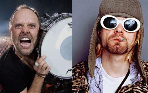 Didnt Kurt by Lars Ulrich Didn T Like Seeing Kurt Cobain In A Bathtub