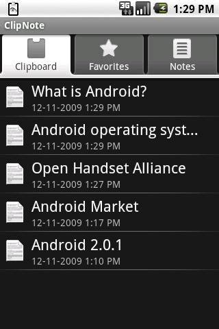 clipboard for android 6 of the best clipboard managers for android techsource