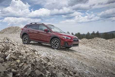 subaru crosstrek offroad 2018 subaru crosstrek red best new cars for 2018