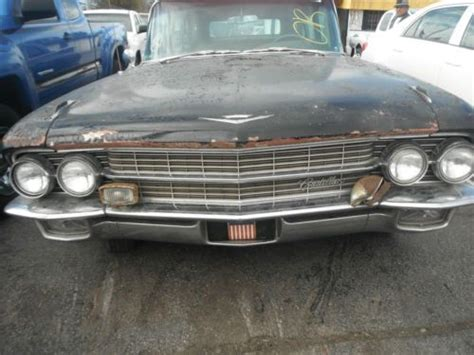 1962 Cadillac Limo by Sell Used 1962 Cadillac Fleetwood 75 Limousine In