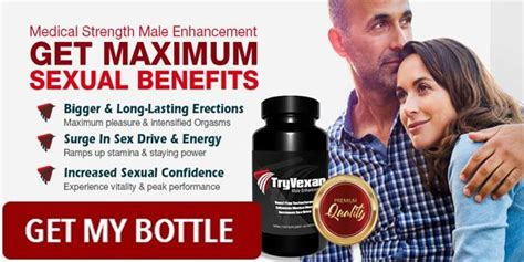 TryVexan is the male improvement supplement that is