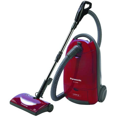 Vaccum Clean by Panasonic Canister Vacuum Cleaner Mccg902 The Home Depot