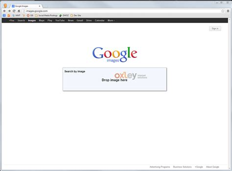 google images drag and drop google s handy reverse image search oxley internet solutions