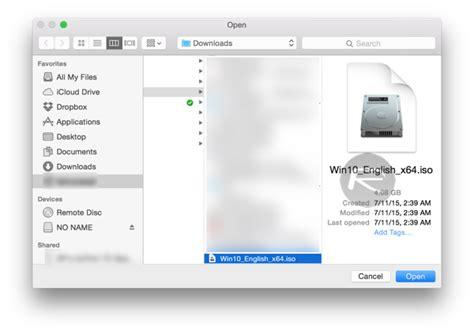 install windows 10 on mac tutorial install windows 10 on mac using boot c here s how