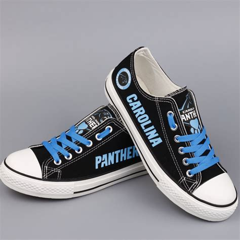 nfl shoes for fans carolina panthers shoes shoes for yourstyles