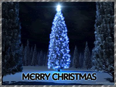 christmas tree graphics and comments