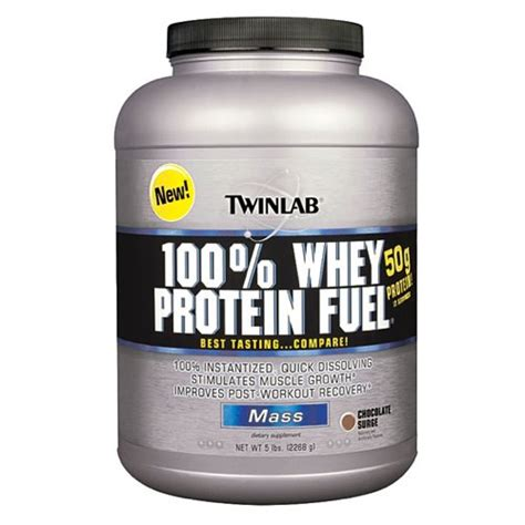 100 Whey Protein Fuel twinlab 100 whey protein fuel