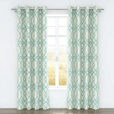 Coral And Aqua Curtains Buy Aqua And Coral Curtains From Bed Bath Beyond