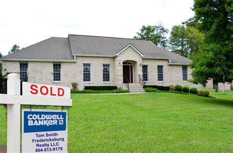 sold fredericksburg real estate