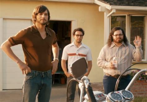 quotes film jobs some thoughts on ashton kutcher s jobs biopic