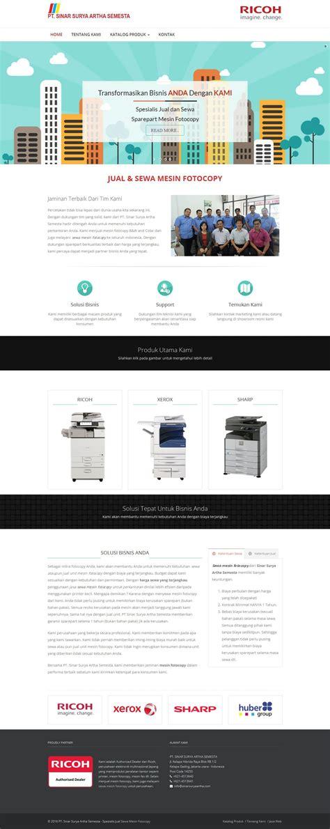 rental sewa mesin fotocopy  berbagai merk