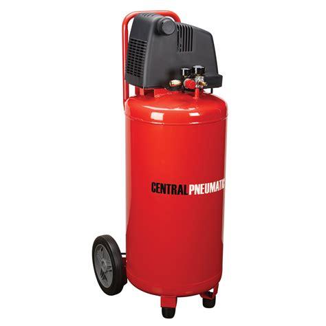 26 gal 1 8 hp 150 psi free air compressor