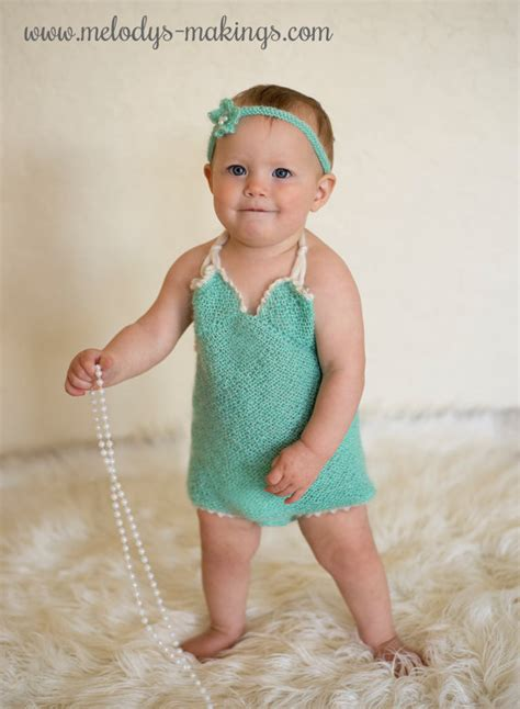photography romper pattern knit romper newborn photo prop pattern knit summer baby
