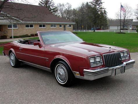 1983 buick riviera convertible 1983 buick riviera convertible maintenance restoration of