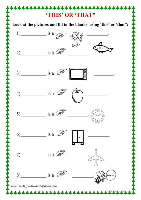this or that worksheet free esl printable worksheets