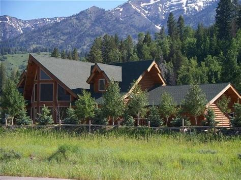 homeaway jackson hole spacious log home close to jackson hole homeaway alpine