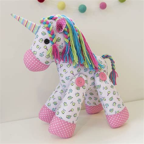 unicorn craft pattern instant pdf download of this cute pattern for unity the