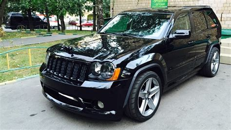 Who Makes Jeep Grand Jeep Grand Srt 8 American Bad Drive2