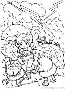 hard coloring pages coloring town