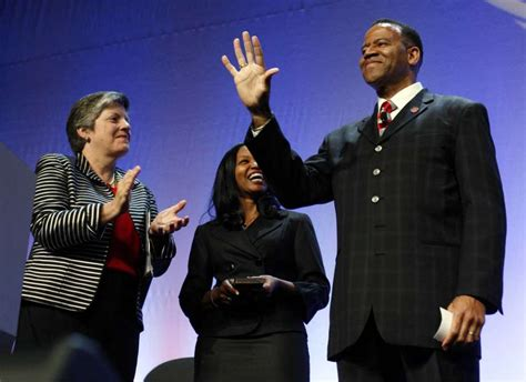 center his wife marjorie left and atlanta mayor kasim reed religious bias issues debated after atlanta mayor s