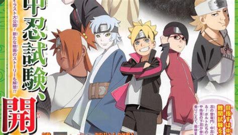 boruto upcoming movie boruto il nome del nuovo manga spin off di naruto