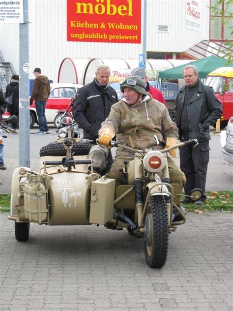 Motorrad Meyer Rostock by Motorrad Bmw R 75 Mit Seitenwagen Aus Dem Ehem Landkreis