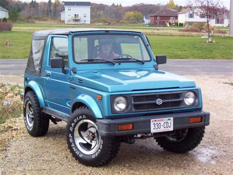 how make cars 1992 suzuki sidekick parking system alby11 1992 suzuki samurai specs photos modification info at cardomain