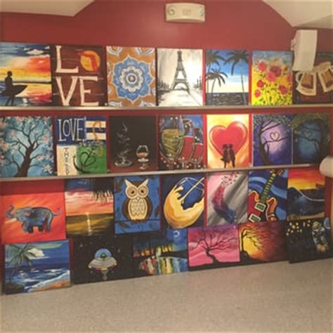 paint with a twist kendall painting with a twist miami fl painting with a twist 64