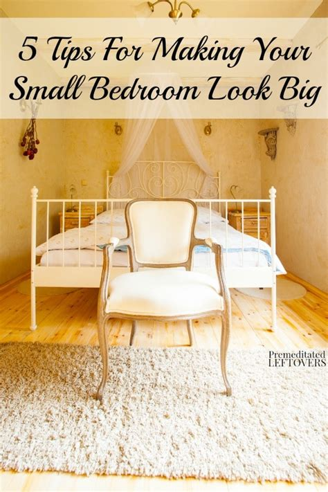 how to make a small bedroom look good how to make a small bedroom feel bigger latest how to