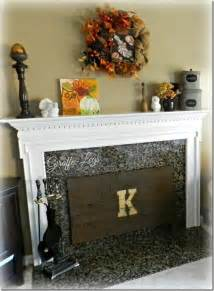 Covering A Brick Fireplace » Ideas Home Design
