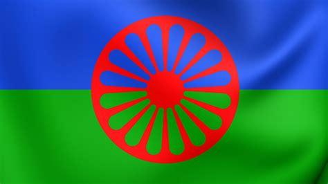 imagenes de simbolos gitanos bandera del pueblo gitano