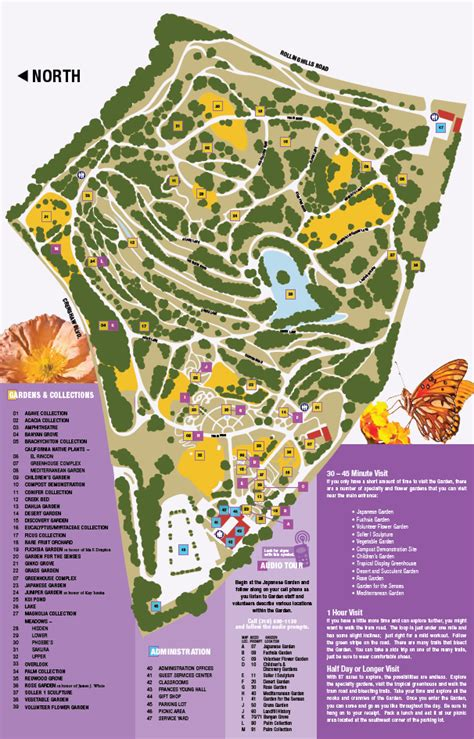 south coast botanical gardens best south coast botanical gardens garden map south coast