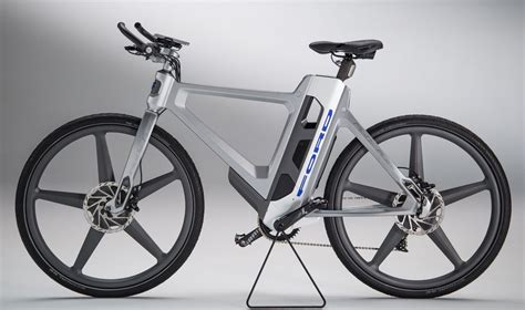 Volkswagen Electric Bike by A Foldable Electric Bike From Ford Or Volkswagen This I
