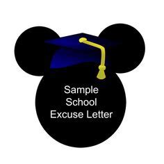 Excuse Letter To Take Special Disney On Disney Worlds Walt Disney World And Disney Trips