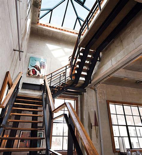 unique loft design in new york loftenberg