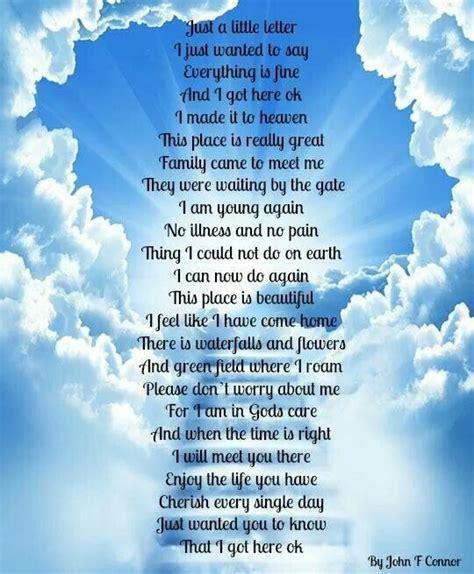 letter  heaven letter  heaven heaven quotes heaven poems