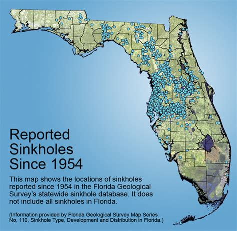 sink map of florida seemorerocks florida sinkhole