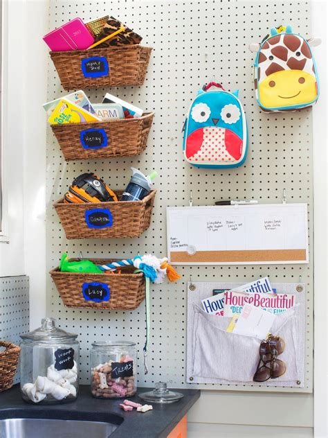 pegboard design 21 creative pegboard ideas for your entire house hgtv s