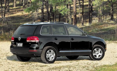 volkswagen touareg 2007 car and driver