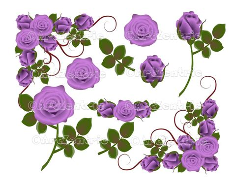 unavailable listing on etsy purple rose clipart clipart suggest