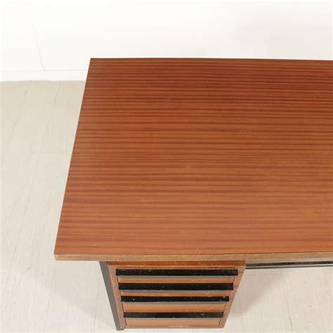 scrivania anni 60 scrivania anni 60 tavoli modernariato dimanoinmano it