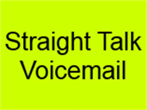 how to reset voicemail password with straight talk setting up tracfone voicemail