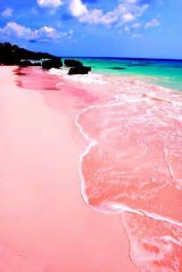 Beaches With Pink Sand Most Outstanding Beaches In The World