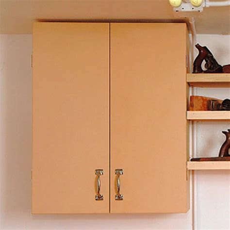 shop storage cabinet plans basic wall cabinet woodworking plan from wood magazine