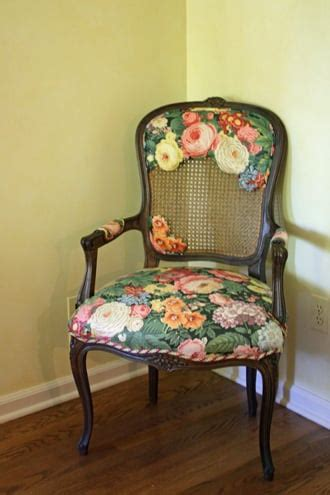 unusual cane chair upholstery ideas popsugar home