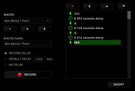 Mouse Macro Gaming Razer the right way to program razer naga macros for league of legends