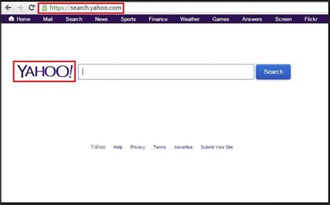 How To Search On Yahoo Remove Yahoo Toolbar And Search Yahoo From Chrome Updated