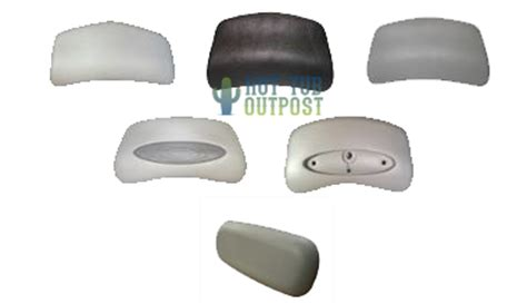 Tub Replacement Pillows by Sundance Spa Parts And Accessories